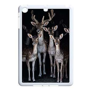 [QiongMai Phone Case] For Ipad Mini Case -Animal Deer-IKAI0448370