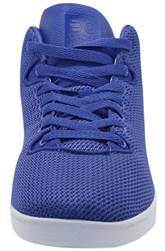 Crosshatch New Mens Shoes Designer Webbing Shoes Mesh Sneakers Casual Trainers Surf Blue