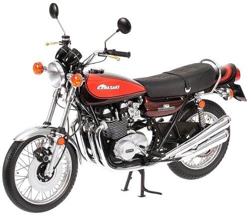 1/6 カワサキ Z2 750 RS SUPER 4 1973(ブラウン×オレンジ) 062164300
