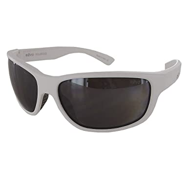 0168031fe8 Revo Baseliner RE 1006 09 GY Polarized Wrap Sunglasses