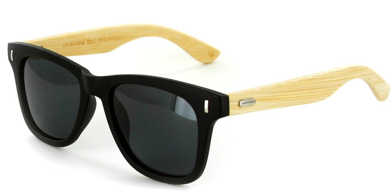 Zen Sun Hdp Wayfarer Sunglasses Tac Polarized High Kacamata Lenon Metal Black Definition Lens Unisex W Smoke Clothing