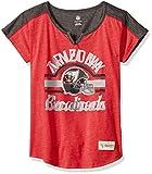 "NFL Girls 7-16 ""Tribute"" Football Tee -Red-L(14), Tampa Bay Buccaneers"