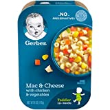 Gerber Graduates Lil' Meals, Mac and Cheese with Chicken and Vegetables, 6 Ounce
