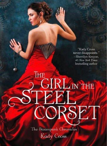 Girl Steel Corset Kady Cross product image