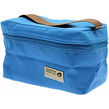 vanker 1pc blue practical mini small portable. Black Bedroom Furniture Sets. Home Design Ideas