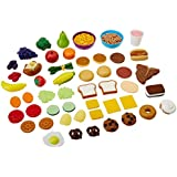 Learning Resources New Sprouts Complete Play Food Set