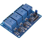 Isolated Optocoupler Driver Expansion Board Relay Module 4CH 5Volt