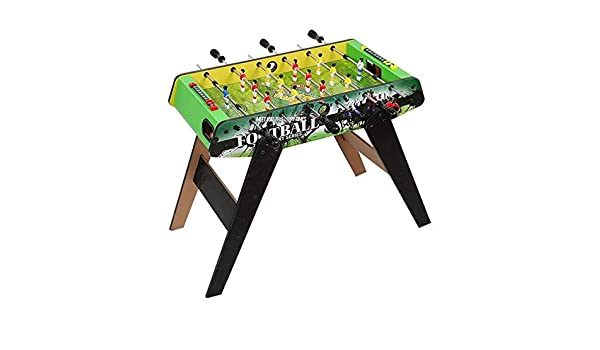 Futbolines Recuerdos De Juguete De Mesa Fútbol Máquina De Escritorio Boy Adult Entertainment Doble De Madera For Niños (Color : Green, Size : 72 * 36.5 * 59cm): Amazon.es: Hogar