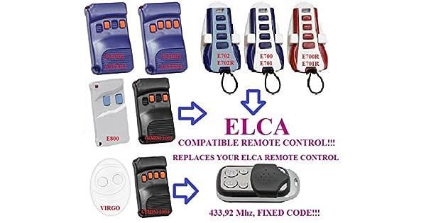 Amazon.com: elca aster2/aster4/E1001, E1002, E1000/Gemini ...