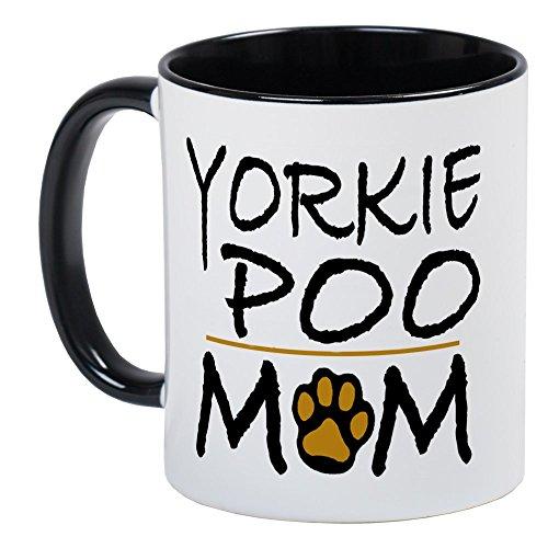 CafePress – YORKIE POO Mug