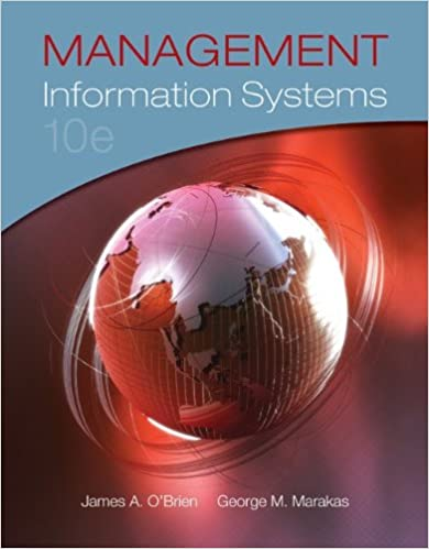 :TOP: Management Information Systems. Journal tiene balloon Mexico invested
