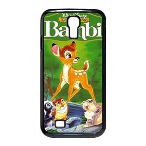 Samsung Galaxy S4 9500 Cell Phone Case Black Bambi II 010 LAJ7120063