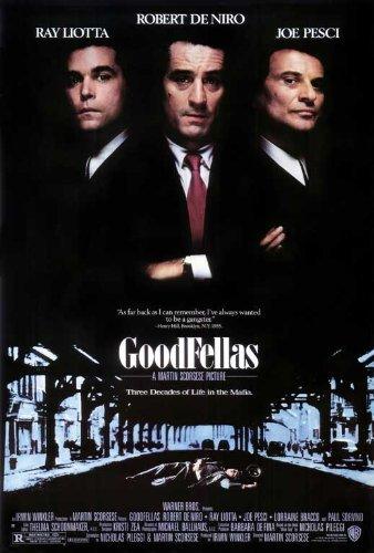 Goodfellas POSTER Movie (27 x 40 Inches - 69cm x 102cm) (1990) ()