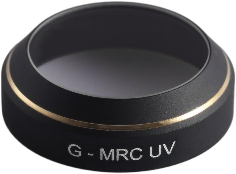 Rantow G-MRC UV HD Camera Lens Filters for DJI Mavic Pro Quadcopter Gimbal Accessories Lens Filter Accessory UV Filters for Drone Mavic Pro