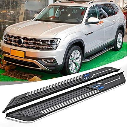 Kingcher Side Step for VW Volkswagen Atlas 2018 2019 Running Board Door  Nurf Bar