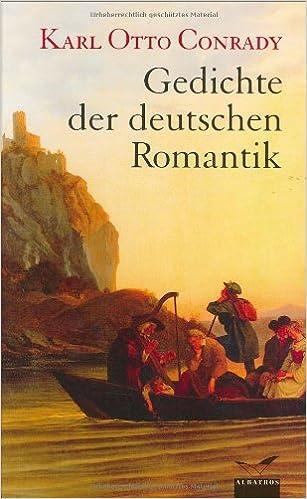 Gedichte Der Deutschen Romantik 9783491962262 Amazoncom