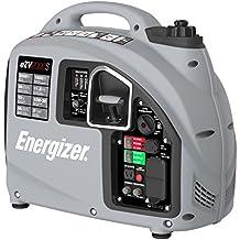 Energizer eZV2000S Portable Inverter Generator, 2000 Watt