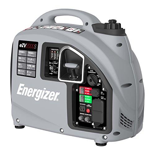 Energizer eZV2000S Portable Inverter Generator