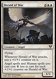 kaartspellen Avacyn Restored ~ MOONSILVER SPEAR rare Magic the Gathering card Magic: The Gathering, MTG)