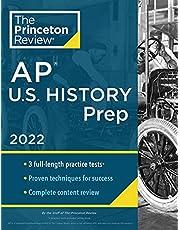 Princeton Review AP U.S. History Prep, 2022: Practice Tests + Complete Content Review + Strategies & Techniques (2022)