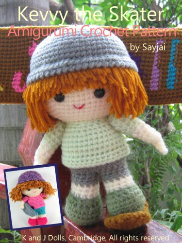 Boy Doll Pattern - 8