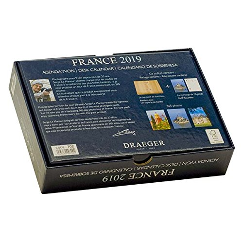 Amazon.com : France Yvon Tear-Off Planner Gift Set 2019 ...