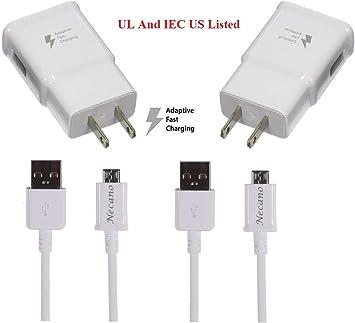 Amazon.com: Kit de cable adaptador de carga rápida para ...