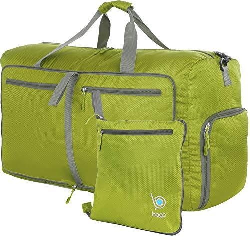 Bago 80L Duffle Bag for Women & Men - 27 Foldable Travel Duffel Bag Large Size