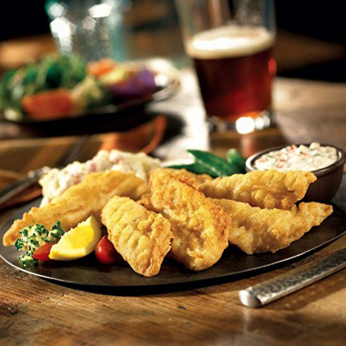 (Icelandic Milwaukee Style Lake Perch Breaded Fillet, 10 Pound -- 1 each.)