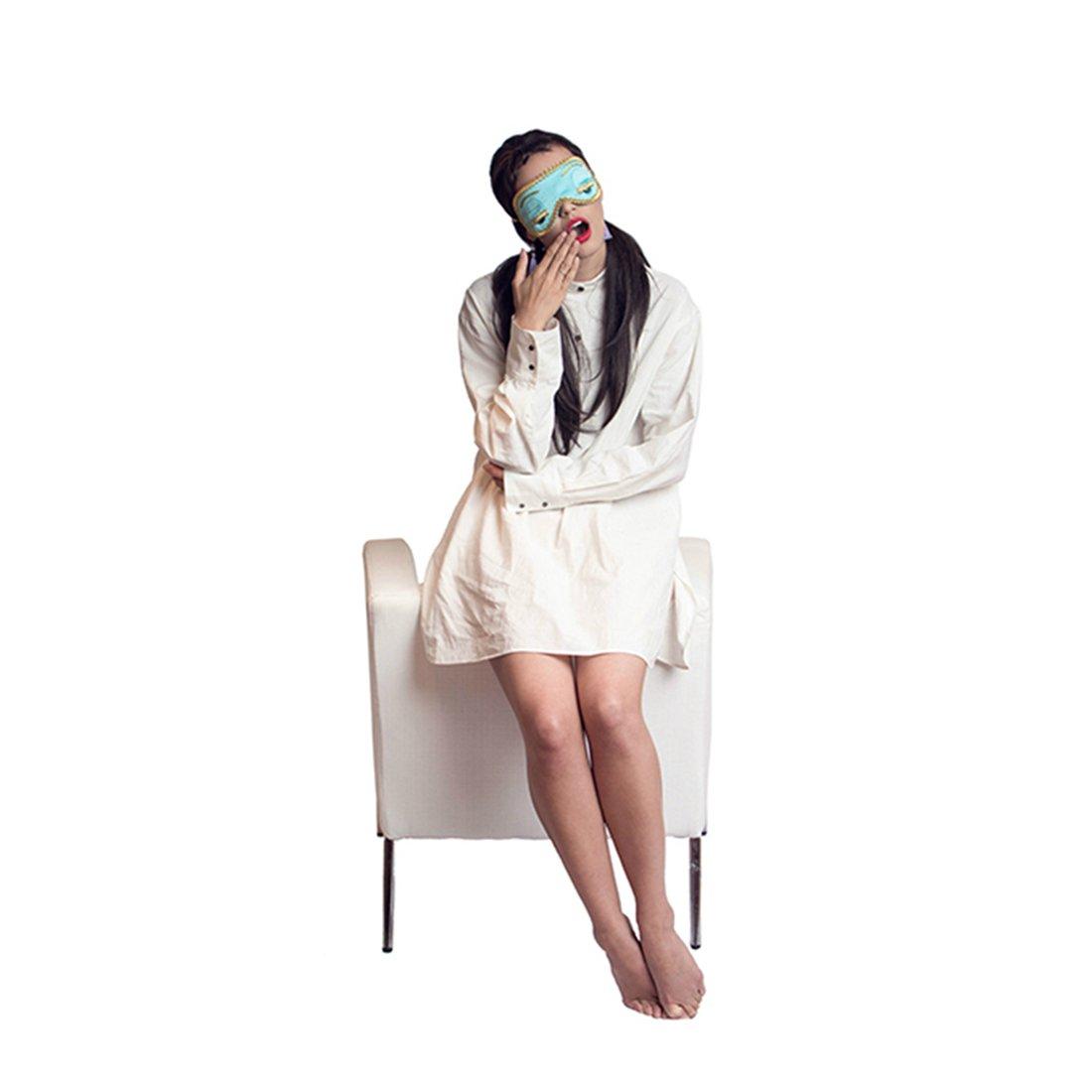 Sleep Set, Audrey Hepburn Breakfast at Tiffanys, Sleep Mask, Ear Plugs and Shirt (original with gift box)