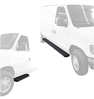 Replacement Front Driver Side Slip-On Style Rocker Panel Fits Ford Econoline Van//Econoline Wagon
