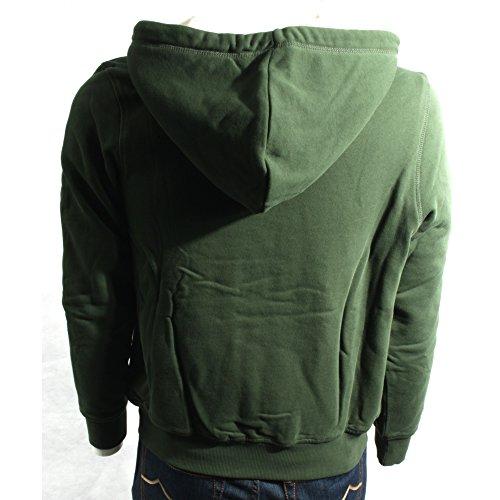 Hood fl Verde 27130 Giubbino Art Sun68 Double Cott Mod Jacket ZRvnxaqwE