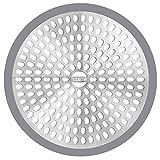 MIBOW Bathroom Shower Drain Protector Drain Cover Drain...