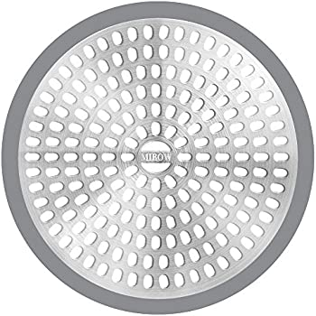 shower drain grate lowes cover screw stuck square replacement bathroom stall protector catcher filter hair strainer stainless steel silicone