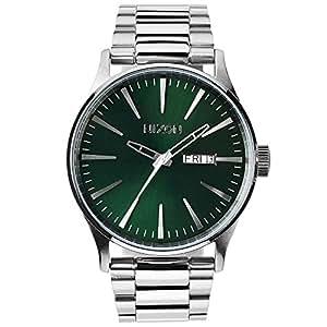 Nixon Sentry SS - Reloj (Reloj de pulsera, Masculino, Acero inoxidable, Acero inoxidable, Acero inoxidable, Acero inoxidable)