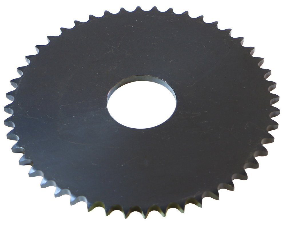 RanchEx 102596 Chain Sprocket - for X Series Weld Hubs - #40 Chain, 48 Teeth, 1/2'' Pitch by RanchEx