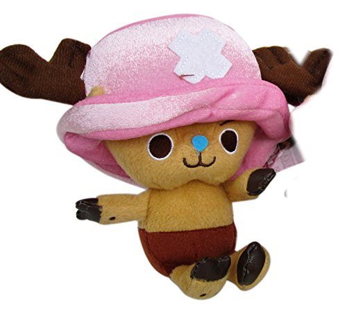 6.5 Inch Mean Smile Tony Tony Chopper Plush Doll