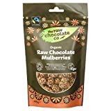 The Raw Chocolate Company - Organic Raw Chocoate Mulberries - 125g