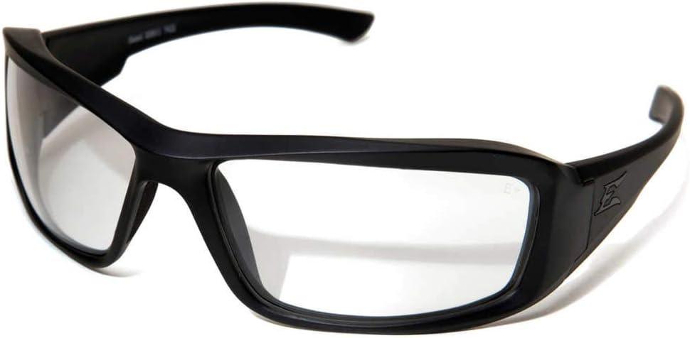 B009DKBMIW Edge Tactical Eyewear XH611 Hamel Matte Black with Clear Lens 51L0DayVC7L