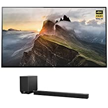 """Sony XBR-65A1E 65"""" Bravia OLED 4K UHD HDR TV with HT-ST5000 7.1.2ch 800W Dolby Atmos Sound Bar"""