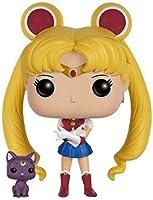 Funko Action Figure Anime Sailor Moon with Luna