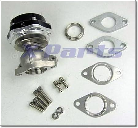 X-Parts 1016001 Wastegate 38 mm Schwarz