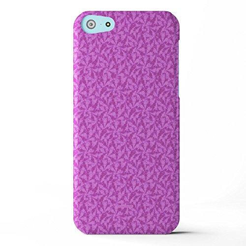 Koveru Back Cover Case for Apple iPhone 5C - Popdots Grape