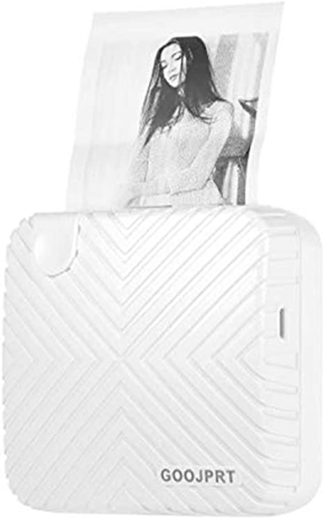 Aibecy Peripage P6 Mini Thermodrucker Fotodrucker Pocket Drucker Bt Wireless Aufkleber Memo Ar Foto Bild Instant