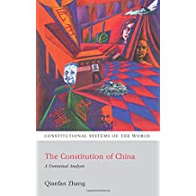 The Constitution of China: A Contextual Analysis