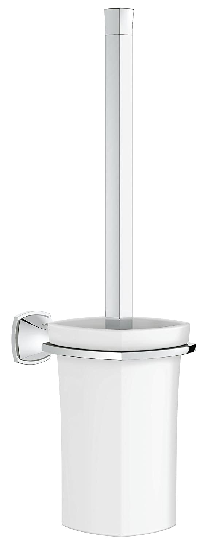 GROHE 40632IG0 Grandera Toilet Brush Set