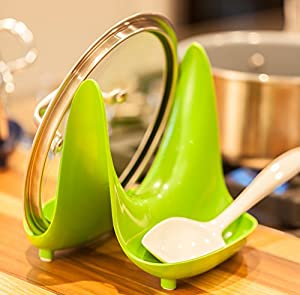 Hutzler Pot Lid Stand and Spoon Rest
