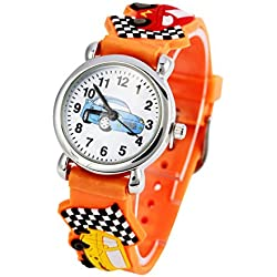 Boys Watches Sports Watch For Students Teaching Watches For Junior Boys - Karting