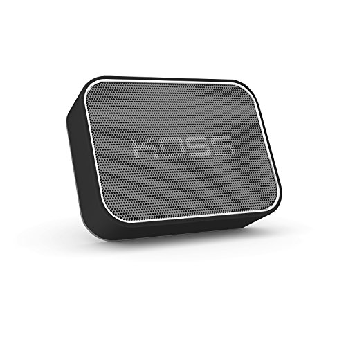 Koss BTS1k Portable Bluetooth Speaker | Wireless | Lightweight | Directional Listening | Black