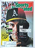 LaRussa, Tony 3/12/90 autographed magazine